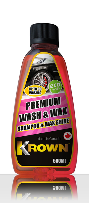 KROWN PREMIUM WASH & WAX