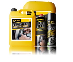 KROWN BRAKE & PARTS CLEANER